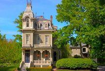 Beautiful Historic Homes