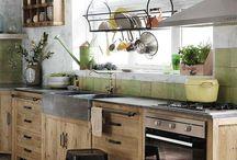 cozinhas madeira