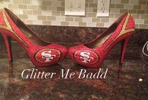 49ers! / by Kristi Mobray