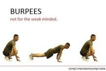 i workout... / by Makenzie Fletcher