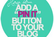 Blog Buttons & More