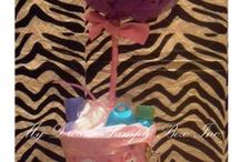 Presents idea