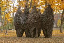 Ландшафтная скульптура