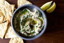 Dips Galore! / Vegetarian & Vegan Dip recipes