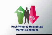 Russ Whitney Real Estate Market Conditions / Real Estate is one of the cornerstone pillars of raising an individuals investment and economic portfolio.
