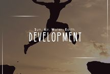 Bionoxo Development / Sun. Air. Water. Earth. #Development with the beauty of nature...