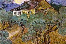 P-Vincent van Gogh
