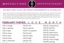 MCP photo  a day themes