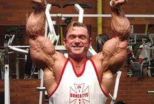 Insane musculature