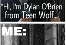 teen wolf dylan o'brien <3