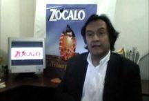 Denuncia del boicot a Zócalo (videos)