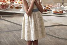 Wedding idea: flower girls and page boys