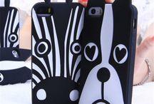 Colección Animales Marc Jacobs - FundaiPhoneBaratas.com