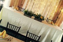 2016 Event Settings & Design! / Check out some of the new 2016 design & decoration items at Abbey Farms!
