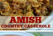 Rezepte: Amish Country
