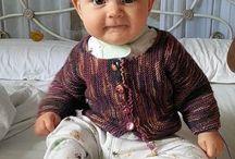Knitting and  crochet for children