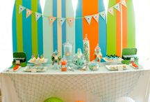 Party Dessert Tables
