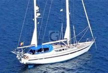 1981 Laurent Giles 55 Ketch 'MARTANN-E'  for sale