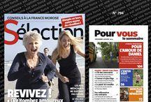 Sélection sur votre iPad / Découvrez le magazine Sélection via notre application sur iPad.