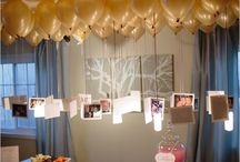 Party decor, games etc ... / Bridle shower Decorations and Activities
