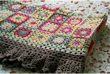 Crochet - Mantitas