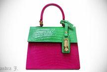 Jackie baby handbag