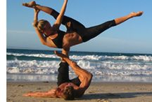 AcroYoga, TandemSurf, and PoleDancing / Young, Beautiful, and in Love