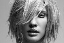 woman short haircuts