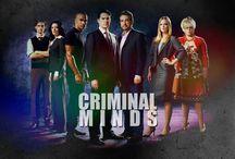 criminal minds / by meghan williams
