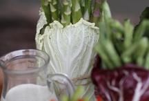 Salads / by Cheryl Rister