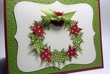 Cards...Christmas...Wreaths