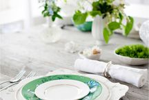 Beautiful tablescapes / by Selena M