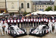 Previa Le Mans 2016 / Se acerca la carrera más dura del FIA WEC y los equipos Porsche de las categorías LMP1 y GT están preparados.