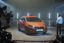 Drawn at First Sight / Nissan challenged Stephen to draw their new Micra in virtual reality. He only had 60 seconds to memorise every detail of its design.