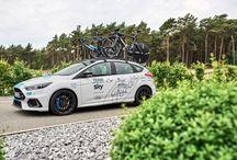 Tour Team Cars
