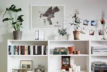 Interior: Billy IKEA