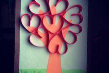 Jarní vyrábění  / Březen-duben-květen