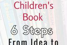 Skryf kinderboeke