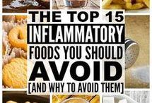 Food too avoid