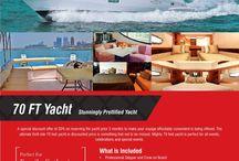 70 Feet Yacht