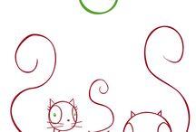 Catman doodle