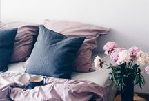 Lilac, Purple, Plum & Burgundy bedrooms
