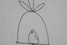 Ouvrez la cage aux oiseaux... / Oiseaux birds