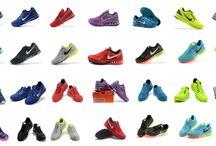 Nike Erkek Spor Ayakkabıları / Nike Erkek Spor Ayakkabıları Nike Air Max 2013 - 2014 Model