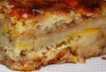 torta de banana farofa