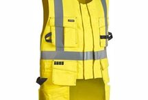 Hi Visibility workwear / A selection of some our popular hi vis products - ensure you're seen!