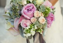Bouquets In Pink