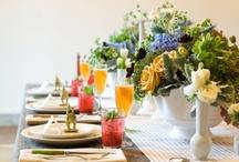 Design: Table Decorations