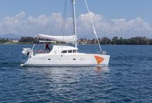 Stardust Catamaran / Lagoon 380 , Year 2016  Equipment: Cockpit Table, Water tank 200L , Inverter, Fans in cabins & salon, Refrigerator , Gangway, Solar Panels 300W, Tender Highfield 290, Outboard 6 Hp, Autopilot, GPS Plotter 12'' B&G, Depth sounder, VHF, Stereo System