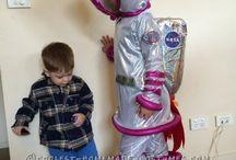 Karys Halloween costumes